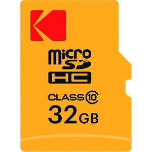 Kodak microSDHC 32 GB Class 10