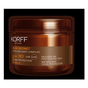 Korff Sun Secret BB Mousse
