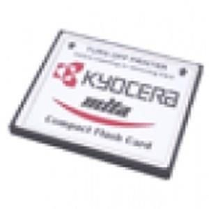 Kyocera CompactFlash 4 GB