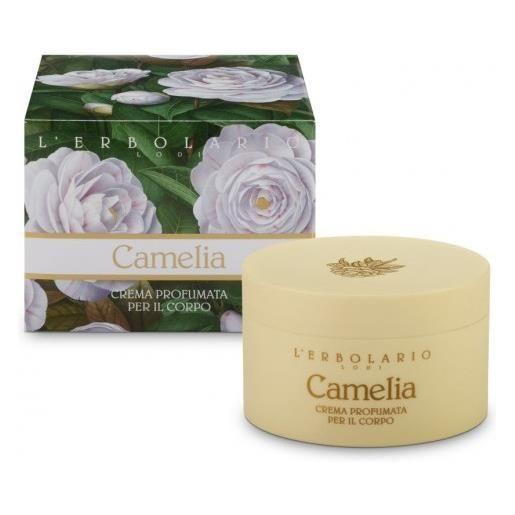 L'Erbolario Camelia Crema Profumata Corpo 200ml