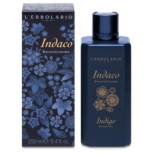 L'Erbolario Indaco Bagnoschiuma 250ml