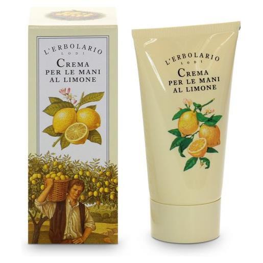 L'Erbolario Limone Crema Mani 75ml