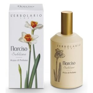 L erbolario narciso sublime acqua di profumo 50ml