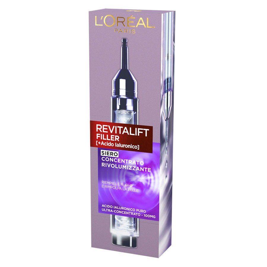 L'Oréal Revitalift Filler+ acido Ialuronico Siero