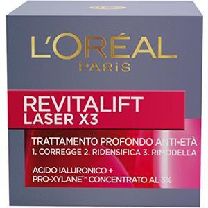 L'Oréal Revitalift Laser X3 Crema Giorno 50ml