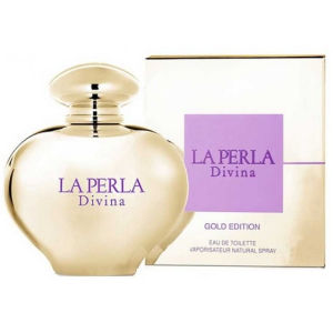La Perla Divina Eau de Toilette Gold Edition 80ml