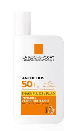 La Roche Posay Anthelios Shaka Fluido SPF50+ Ultra Resistente Senza Profumo 50ml
