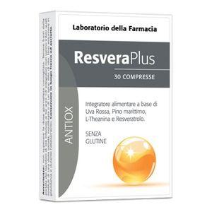 Laboratorio della Farmacia ResveraPlus 30compresse