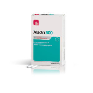 Laborest Aladin 500 10capsule