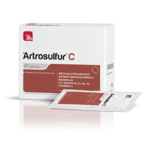 Laborest Artrosulfur C 28bustine