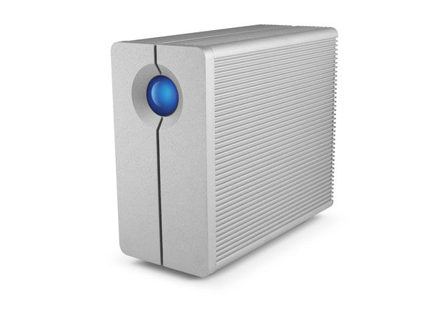Lacie 2big quadra 6 tb