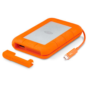 Lacie rugged thunderbolt ssd 250gb
