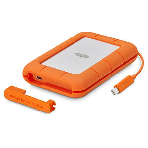 Lacie rugged thunderbolt usb c 4tb