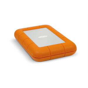 LaCie Rugged USB3 Thunderbolt 500GB SSD