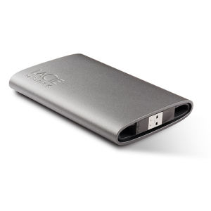 LaCie Starck Mobile Hard Drive 320 GB