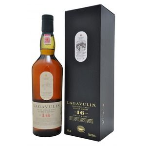 Lagavulin whisky 16 anni