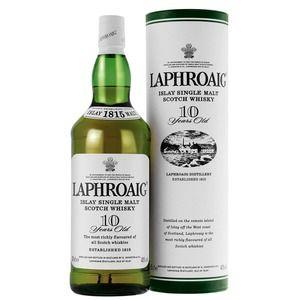 Laphroaig Whisky 10 Year Old