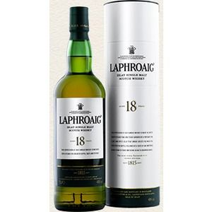 Laphroaig Whisky 18 Year Old