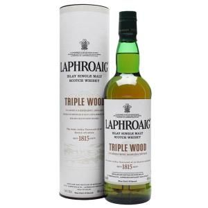 Laphroaig Whisky Triple Wood