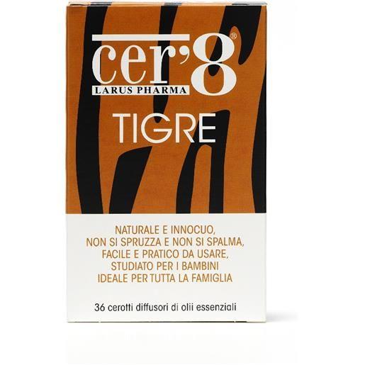 Larus Pharma Cer'8 Tigre Cerotti 36pezzi