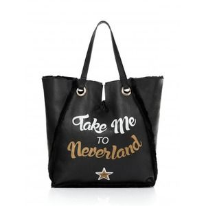 Le Pandorine Reversible Bag Montone Neverland