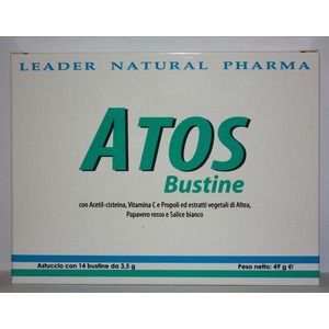 Leader natural Pharma Atos 14buste