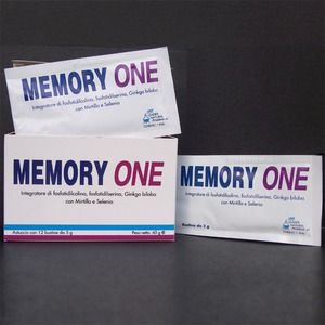 Leader natural Pharma Memory One 12buste