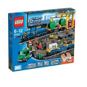 Lego city 60052 treno merci