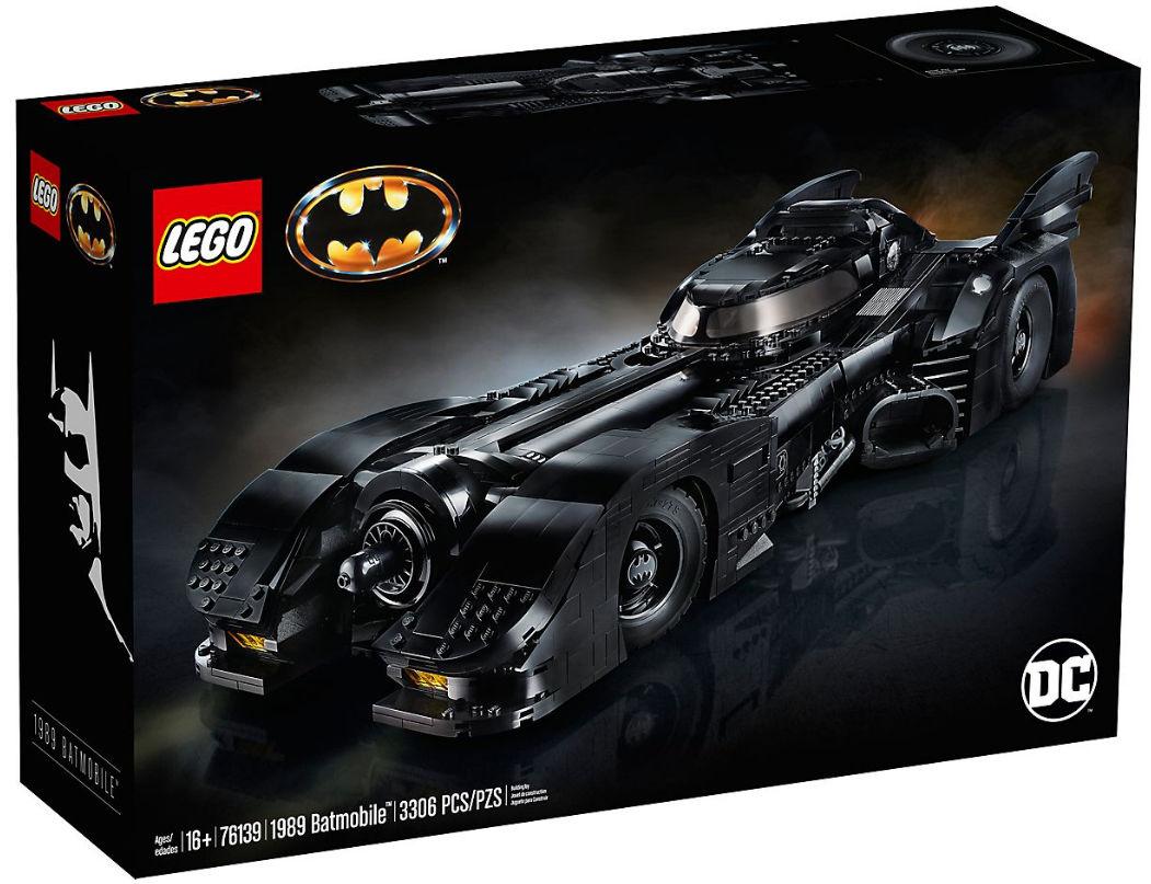Lego DC Comics Super Heroes 76139 Batmobile
