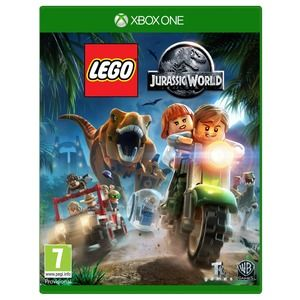 Warner Bros. LEGO Jurassic World