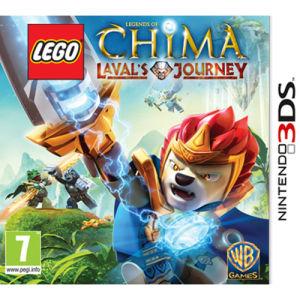 Warner Bros. LEGO Legends of CHIMA: Laval's Journey