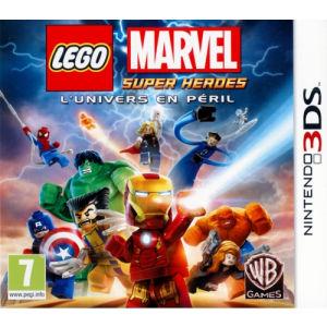 Warner Bros. LEGO Marvel Super Heroes