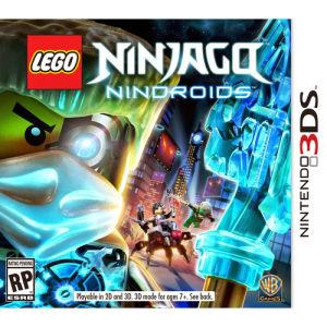 Warner Bros. LEGO Ninjago: Nindroids