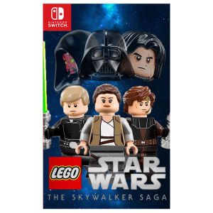 Warner Bros. LEGO Star Wars: The Skywalker Saga