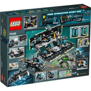 Lego Ultra Agents 70165 Quartier Generale