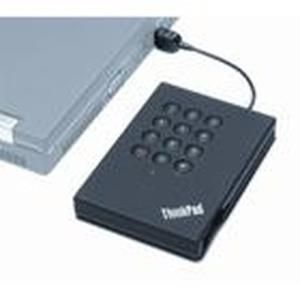Lenovo ThinkPad USB Portable Secure Hard Drive 160 GB