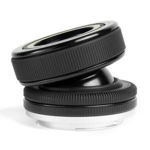 Lensbaby Composer Pro with Double Glass - Four Thirds