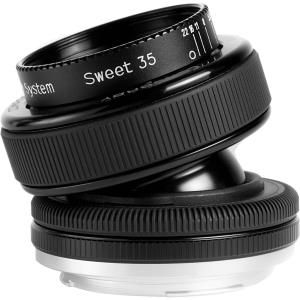 Lensbaby Composer Pro with Sweet 35 - Nikon F