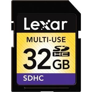 Lexar SDHC 32 GB