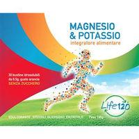 Life 120 Magnesio e Potassio 30bustine