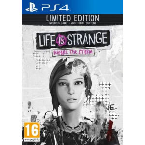 Square Enix Life is Strange: Before the Storm - Limited Edition