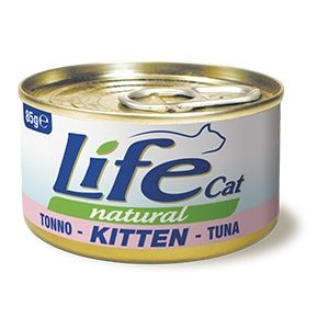 Life Life Cat Natural Kitten (Tonno) umido - 85g