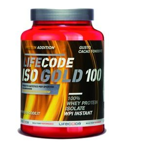 Lifecode Iso Gold