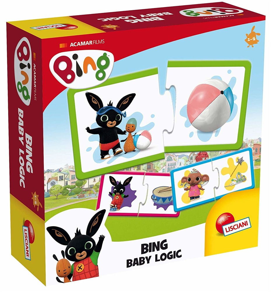 Lisciani Bing Baby Logic