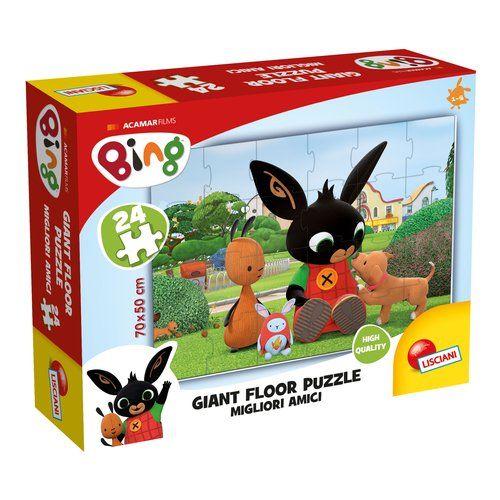 Lisciani Bing puzzle da pavimento