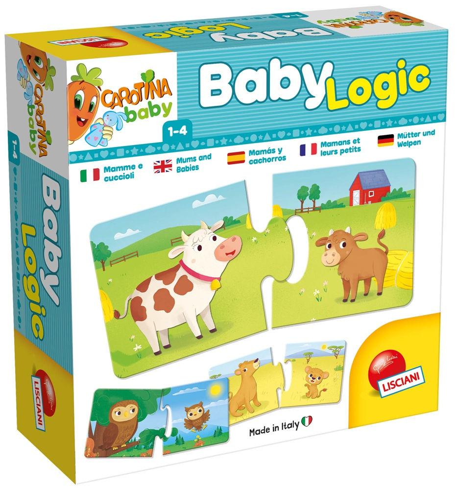 Lisciani Carotina Baby Logic