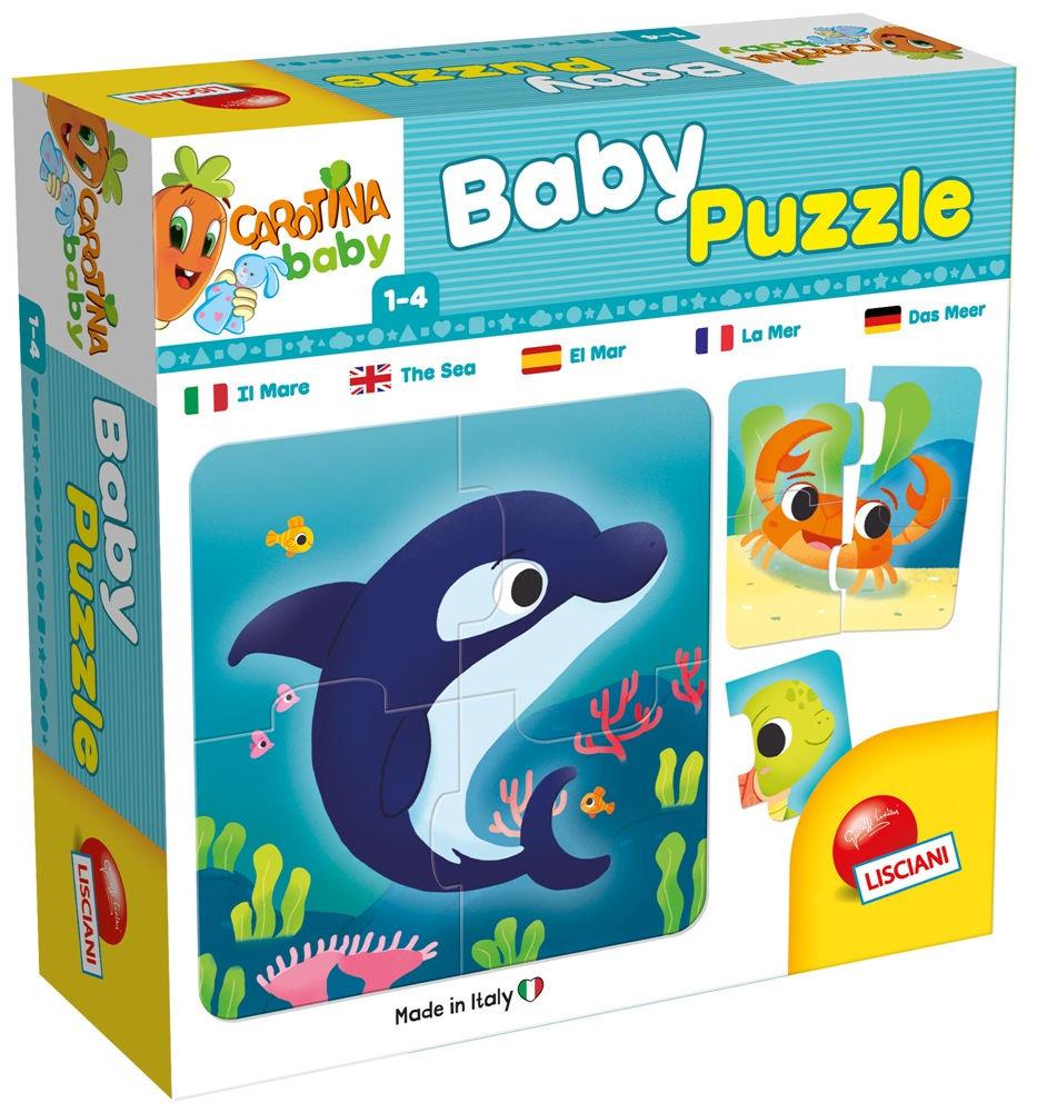 Lisciani Carotina Baby Puzzle
