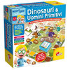 Lisciani I'm a Genius - Dinosauri e Uomini Primitivi