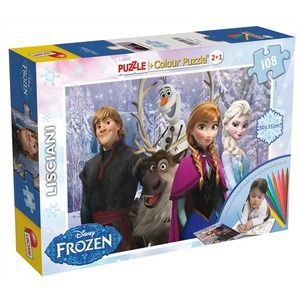 Lisciani Frozen Colour Super 108