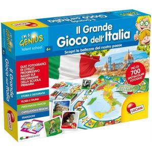 Lisciani I'm a Genius - Il Grande Gioco dell'Italia